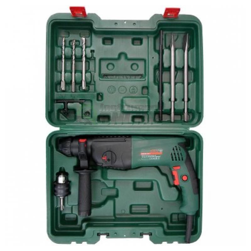 Перфоратор, куфар с аксесоари, SBH 07 - 24 BMC, DWT