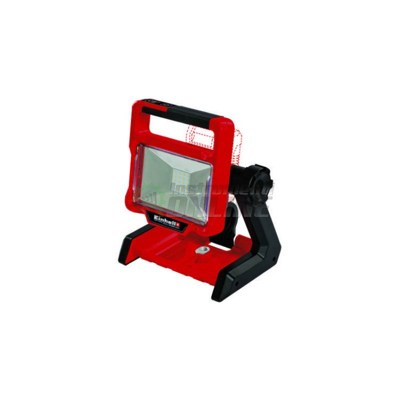 Акумулаторен, прожектор 18 V, 2000 lm, TE-CL 18/2000 LiAC, Solo, Power X-Change, Einhell