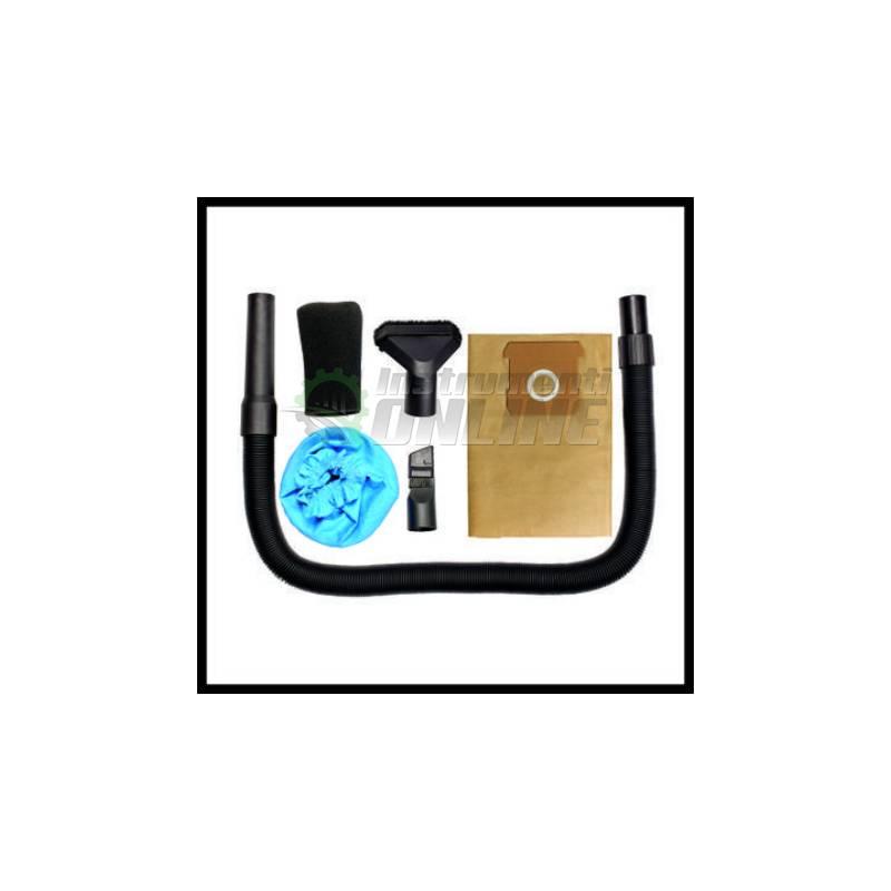 Акумулаторна, прахосмукачка, сухо и мокро почистване, 18 V, 90 mbar, 10 л, батерия и зарядно, TE-VC 18/10 Li, Solo, Power X-Change, Einhell