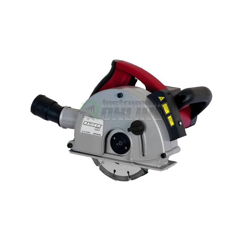 Фреза за канали, 1.7 kW, 150 мм, 5-40 мм, RDP-WCH02, Raider